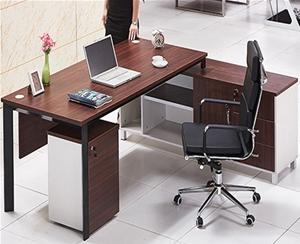 板式辦公桌018