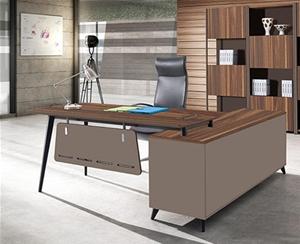 板式辦公桌017