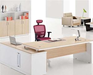 板式辦公桌008