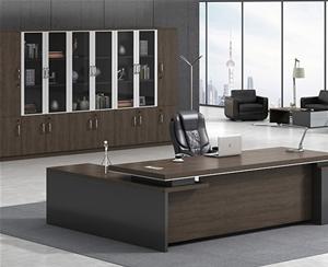 板式辦公桌014